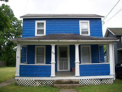 Montour Falls Single Family Home For Sale: 209 Clinton St