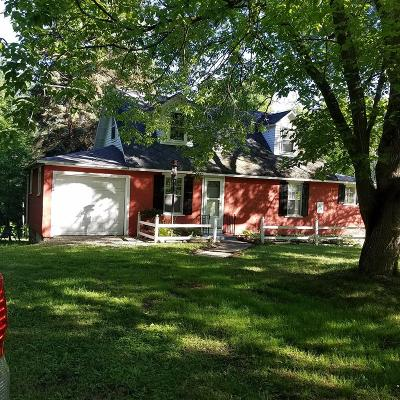 Single Family Home For Sale: 10187 State Route 230