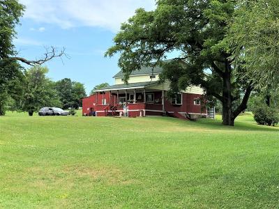 Single Family Home For Sale: 4515 Kellogg Road