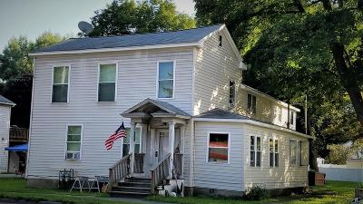 Montour Falls Multi Family Home For Sale: 105-107 S Catherine Street