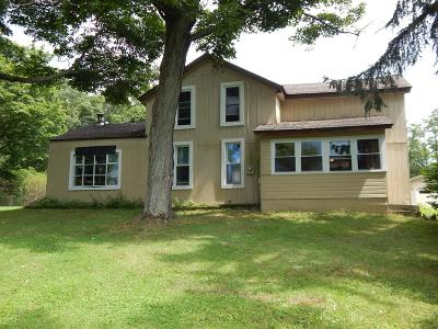 Montour Falls Single Family Home For Sale: 2530 Upper Footes Hill Road