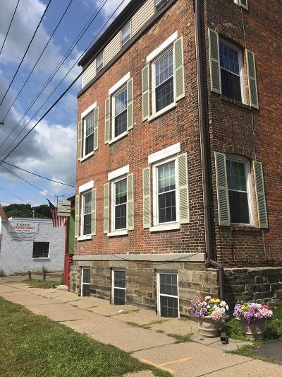 Watkins Glen Multi Family Home For Sale: 124 E Fourth Street