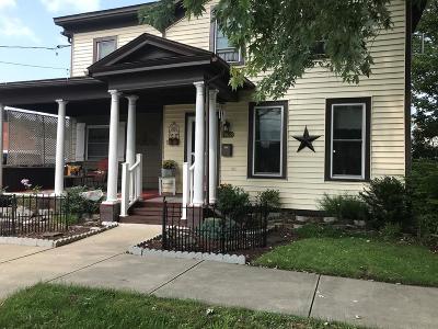 Watkins Glen Single Family Home For Sale: 108 Sixth Street