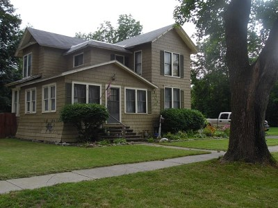 Montour Falls Single Family Home For Sale: 109 Clinton