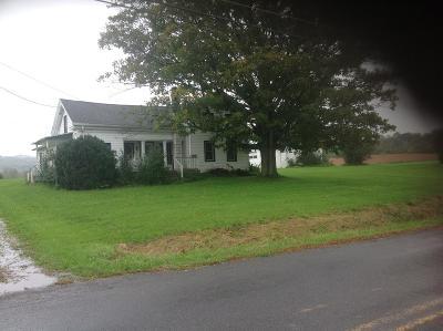 Single Family Home For Sale: 2990 Beaver Dams-Moreland Rd.