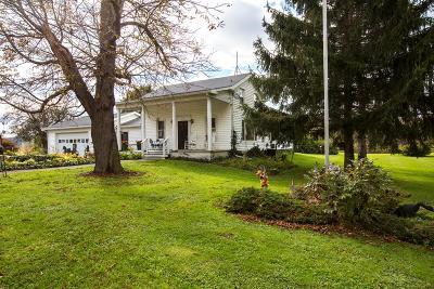 Single Family Home For Sale: 6009 Kimble Road