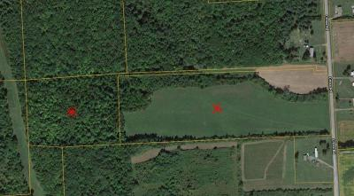 Schuyler County Residential Lots & Land For Sale: Cross Road