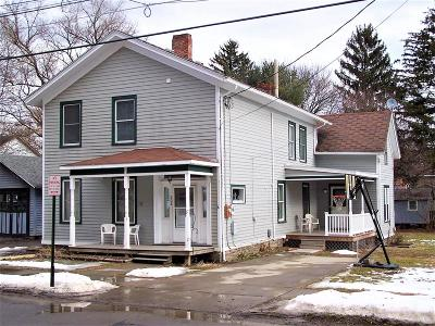Montour Falls Multi Family Home For Sale: 206 S Genesee Street