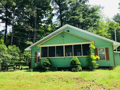 Single Family Home For Sale: 8698 Lower Lake Road Spur