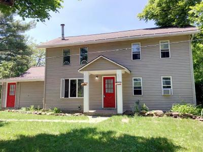 Single Family Home For Sale: 5341 Bassett