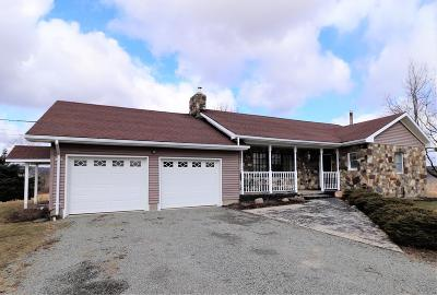 Single Family Home For Sale: 1465 Russell Hill Road