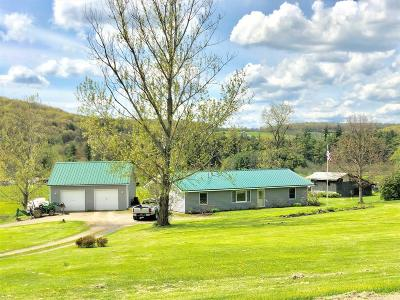 Dundee Single Family Home For Sale: 4255 Decamp Road