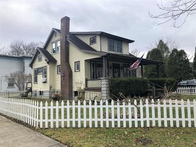 Montour Falls Single Family Home For Sale: 323 E Main Street