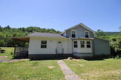 Montour Falls Single Family Home For Sale: 1351 State Route 14