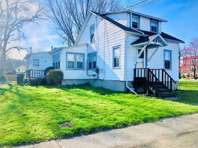 Montour Falls Multi Family Home For Sale: 123 Seneca Street