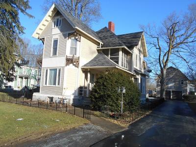Dundee Single Family Home For Sale: 62 Seneca Street