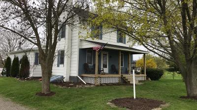 Watkins Glen Single Family Home For Sale: 3106 County Line Road