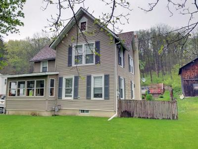 Montour Falls Single Family Home For Sale: 198 L'hommedieu