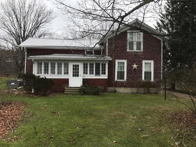 Watkins Glen Single Family Home For Sale: 3434 Vanvleet