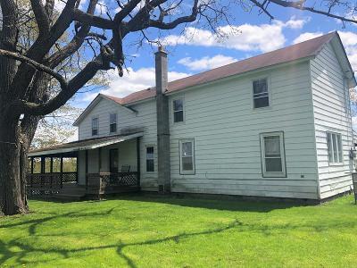 Watkins Glen Single Family Home For Sale: 1971 Baker Hill Road