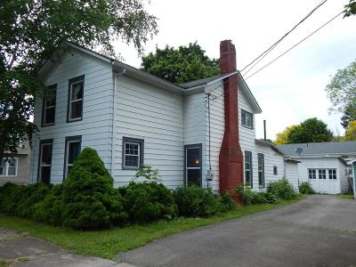Watkins Glen NY Residential Under Contract: $127,000