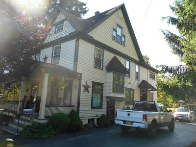 Dundee Single Family Home For Sale: 19 Bigelow Ave