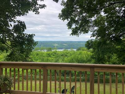 Burdett Single Family Home For Sale: 3775 Middle Road