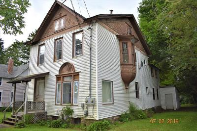 Montour Falls Multi Family Home For Sale: 411 W South Street