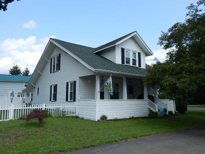 Odessa NY Single Family Home For Sale: $179,900