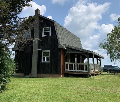 Burdett Single Family Home For Sale: 5135 Fitzgerald Road