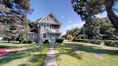 Single Family Home For Sale: 409 Church Street