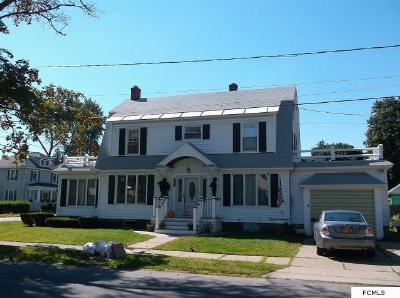 Gloversville NY Single Family Home Deposit: $95,000