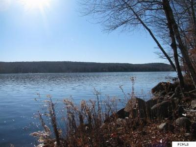 Gloversville Residential Lots & Land Deposit: 638 N. Shore Dr