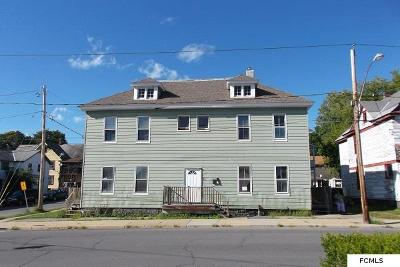 Multi Family Home Sold: 72 Spring St