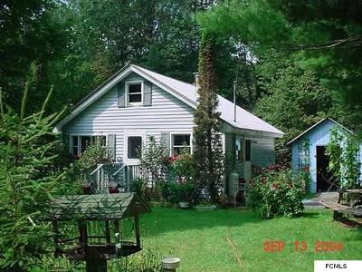 Broadalbin Single Family Home Deposit: 575 Co Hwy 110