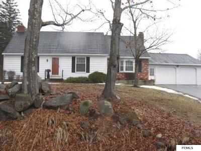Mayfield Single Family Home Deposit: 165 Green Rd
