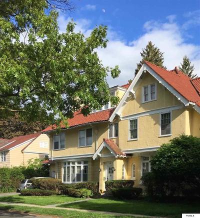 Gloversville Single Family Home Deposit: 124 Prospect Ave