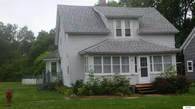 Broadalbin Single Family Home Deposit: 12 Elman St