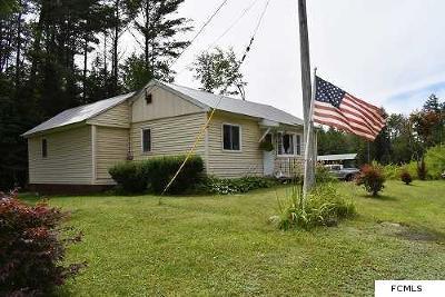 Caroga Lake Single Family Home For Sale: 2205 St Hwy 10