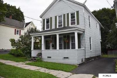Johnstown Multi Family Home Contingency Deposit: 24 W Madison Ave