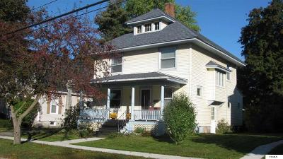 Johnstown Single Family Home For Sale: 111 Prindle Ave