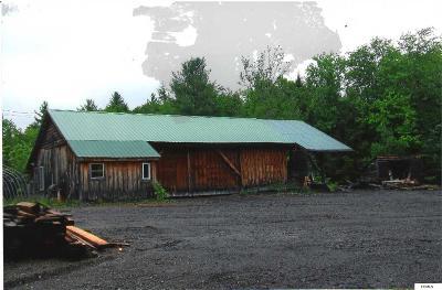 Caroga Lake Single Family Home For Sale: 2633 St Hwy 10