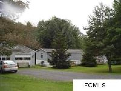 Broadalbin Single Family Home Deposit: 530 Ridge Rd