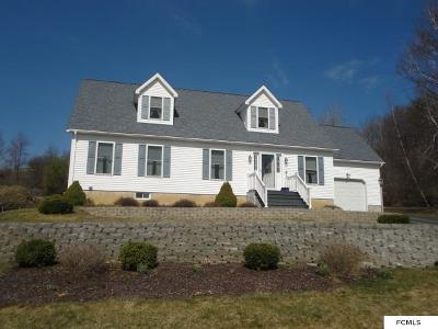 Johnstown Single Family Home For Sale: 15 Falcon Crest