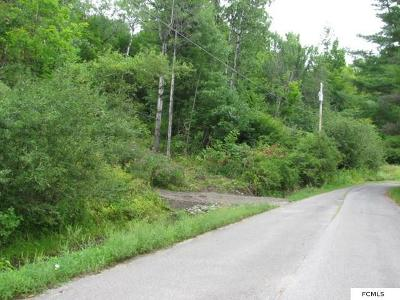 Gloversville Residential Lots & Land For Sale: Skunk Hollow Rd