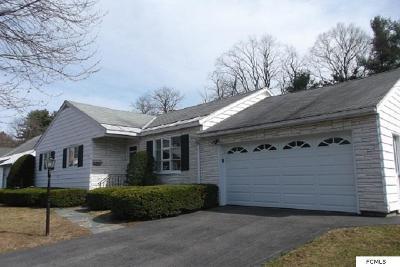 Gloversville Single Family Home Deposit: 33 W. Twelfth Ave