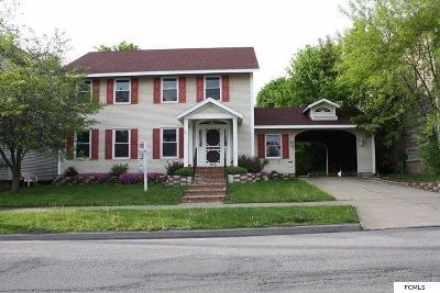Johnstown Single Family Home Deposit: 313 W. Main St