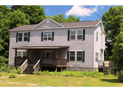Bainbridge NY Single Family Home For Sale: $145,000