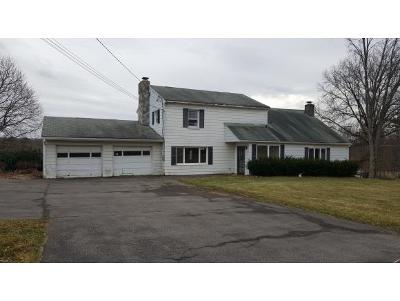 Binghamton Single Family Home For Sale: 228 Crocker Hill