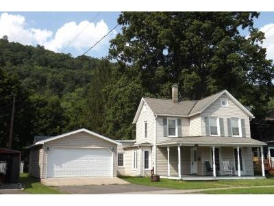 Owego NY Single Family Home For Sale: $62,000